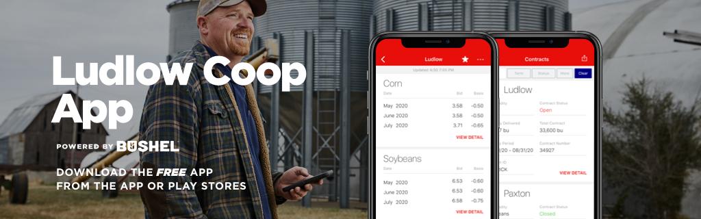 Ludlow Coop Mobile App